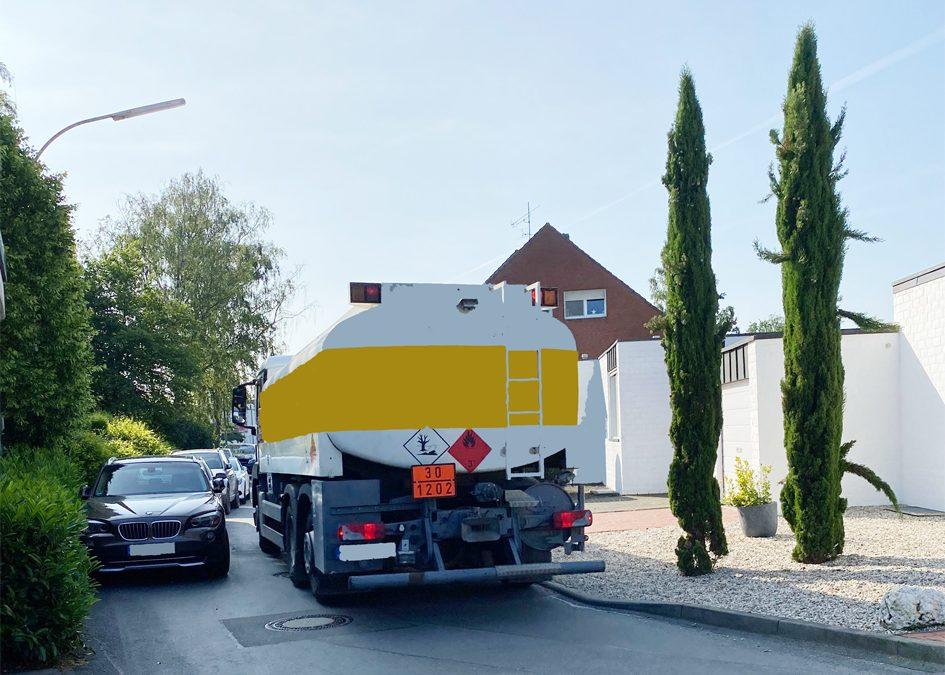 Straßenausbau für mehr Sicherheit – den Anfang macht die Blumenstraße