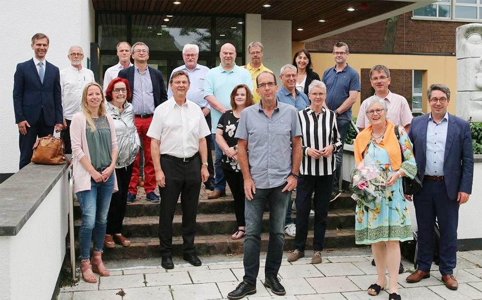 CDU-Stadtverband Kevelaer hat einen neuen Vorstand gewählt